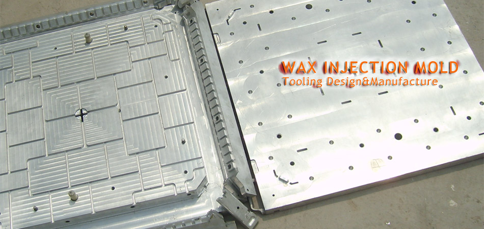 wax injection tooling mold